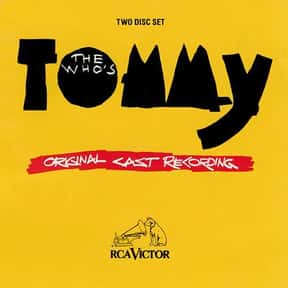 The Who's Tommy is listed (or ranked) 25 on the list The Best Broadway Musicals of the 90s