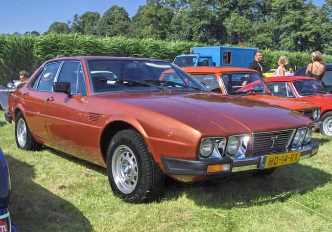 De Tomaso Deauville is listed (or ranked) 2 on the list Full List of De Tomaso Models