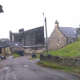 Glen Moray distillery