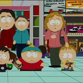 Le Petit Tourette is listed (or ranked) 1 on the list The Best Episodes From South Park Season 11