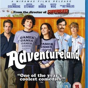 Adventureland is listed (or ranked) 12 on the list The Best Movies About Ivy League Schools