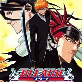 Bleach is listed (or ranked) 19 on the list The Best Anime to Watch While You're Stoned