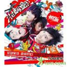 The Flowers is listed (or ranked) 4 on the list The Best Chinese Rock Bands/Artists
