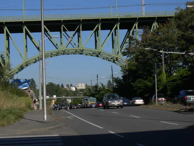 Jose Rizal Bridge is listed (or ranked) 1 on the list Bridges in Washington