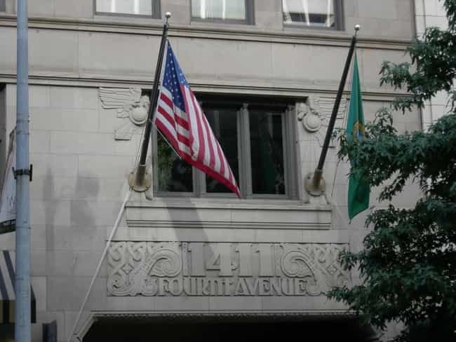 1411 Fourth Avenue Building is listed (or ranked) 4 on the list List of Famous Seattle Buildings & Structures