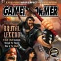 Brütal Legend is listed (or ranked) 41 on the list The Best Action-Adventure Games of All Time