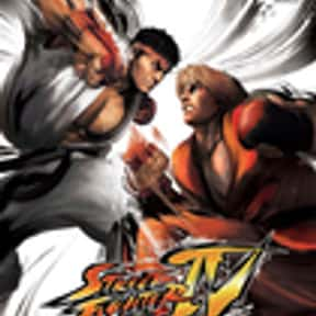 Street Fighter IV is listed (or ranked) 16 on the list The Best Fighting Games of All Time