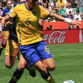 Sara Thunebro is listed (or ranked) 6 on the list Famous Female Athletes from Sweden