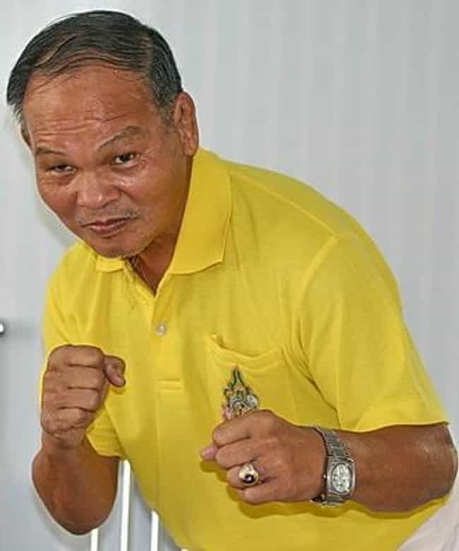 Chartchai Chionoi is listed (or ranked) 3 on the list Famous Boxers from Thailand