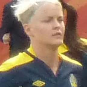 Nilla Fischer is listed (or ranked) 17 on the list Famous Female Athletes from Sweden