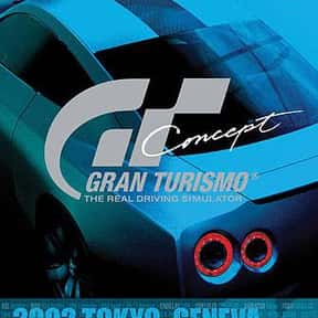 Gran Turismo Concept is listed (or ranked) 9 on the list The Best Gran Turismo Games