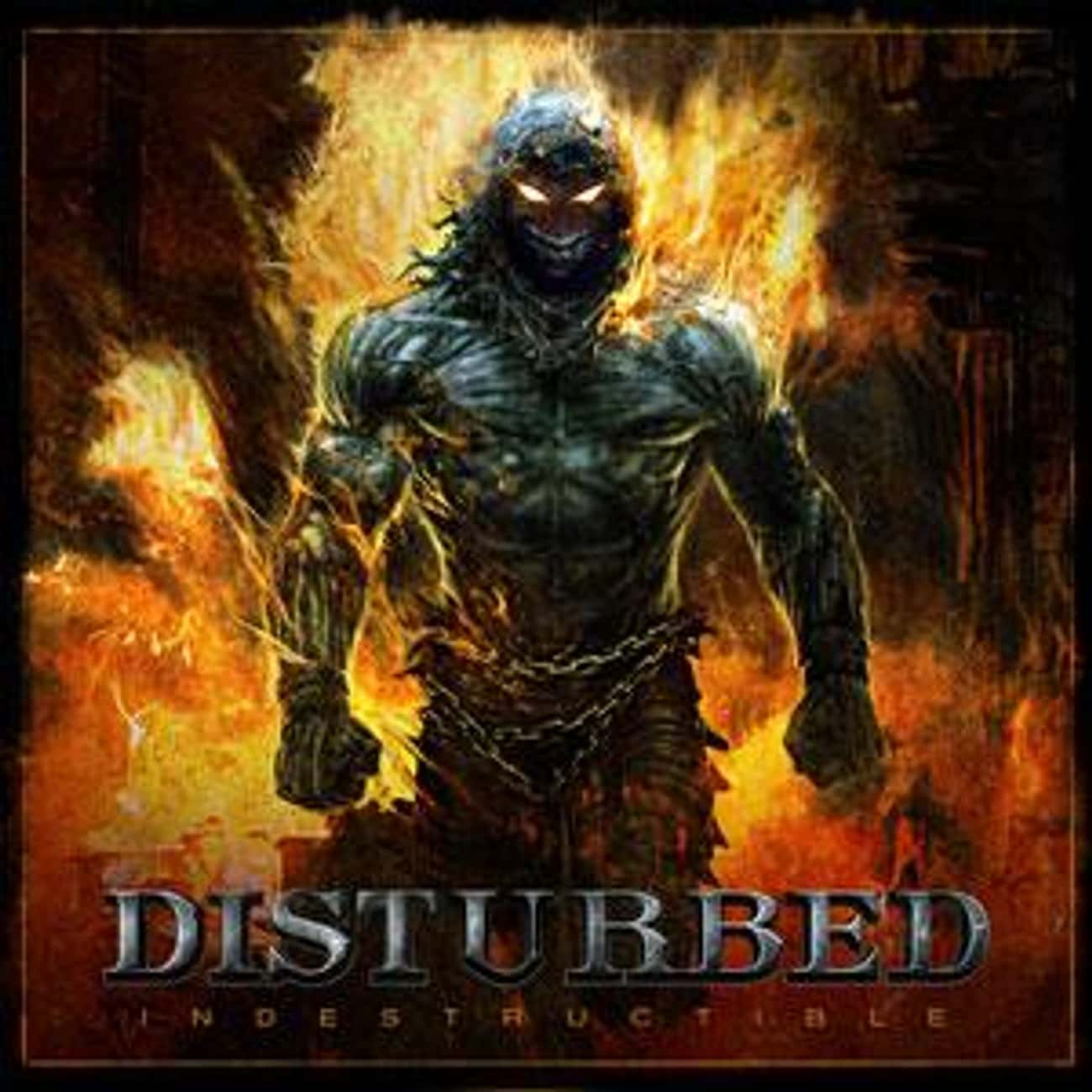 Indestructible is listed (or ranked) 2 on the list The Best Disturbed Albums of All Time