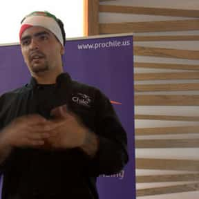 Aarón Sanchez is listed (or ranked) 11 on the list Celebrity Chefs You Most Wish Would Cook for You