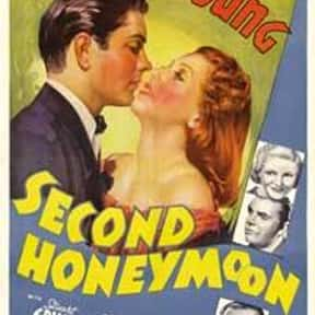 Second Honeymoon is listed (or ranked) 17 on the list The Best '30s Romantic Comedies