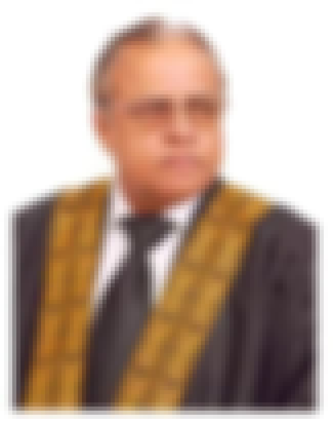 Abdul Hameed Dogar is listed (or ranked) 1 on the list Famous Judges from Pakistan