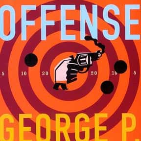 A Firing Offense is listed (or ranked) 23 on the list Crime Fiction Books