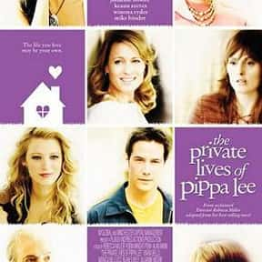 The Private Lives of Pippa Lee is listed (or ranked) 19 on the list The Best Julianne Moore Movies