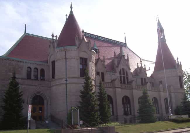 Castle Museum is listed (or ranked) 3 on the list Castles in the United States