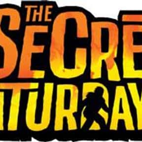 The Secret Saturdays is listed (or ranked) 14 on the list The Best Cryptozoology TV Shows
