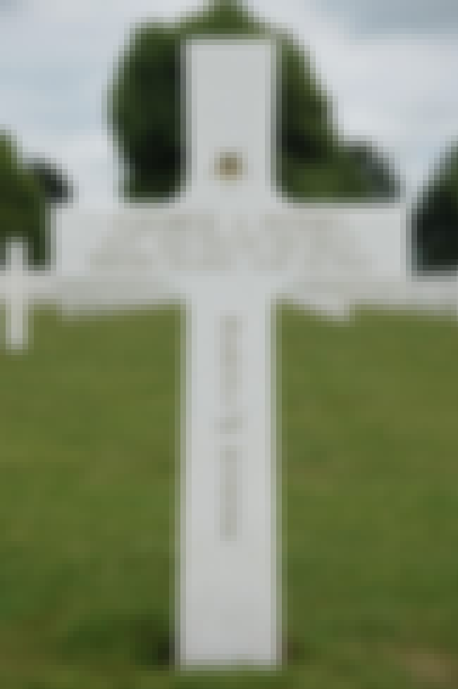 George J. Peters is listed (or ranked) 3 on the list Famous People Buried in Netherlands American Cemetery