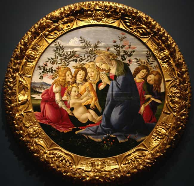 Madonna Adoring the Chil... is listed (or ranked) 6 on the list Famous Madonna and Child Art