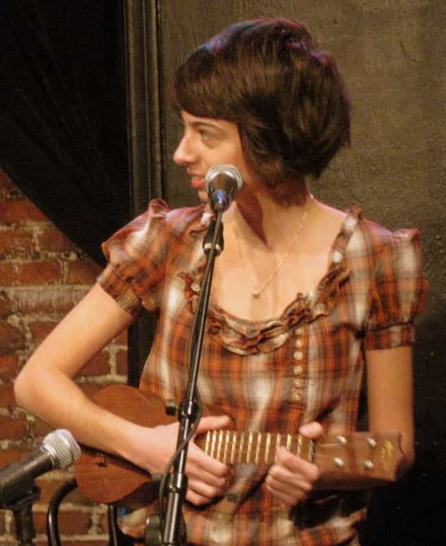 Kate Micucci is listed (or ranked) 1 on the list Famous Keystone College Alumni