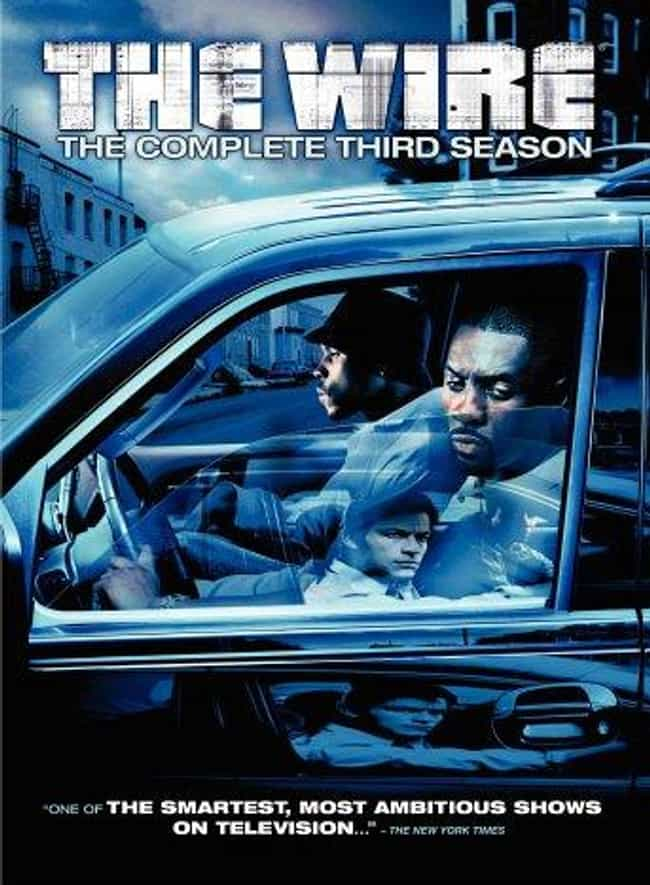 Best Season of The Wire   List of All The Wire Seasons Ranked