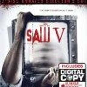 Saw V is listed (or ranked) 19 on the list The Most Overrated Movies of All Time