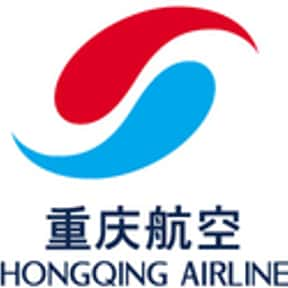 Chongqing Airlines is listed (or ranked) 20 on the list All Chinese Airlines