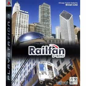 Railfan: Chicago Transit Authority Brown Line