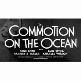 Commotion on the Ocean