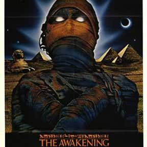 The Awakening is listed (or ranked) 9 on the list The Best Archaeology Movies