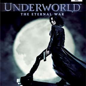 Underworld: The Eternal War is listed (or ranked) 9 on the list The Best Werewolf Video Games of All Time