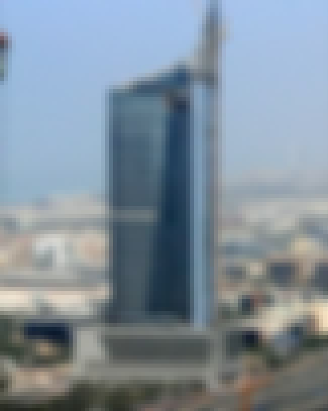 AAM Tower is listed (or ranked) 4 on the list List of Famous Dubai Buildings & Structures