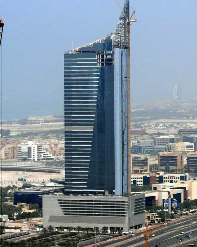 AAM Tower Is Listed Or Ranked 4 On The List Of Famous Dubai