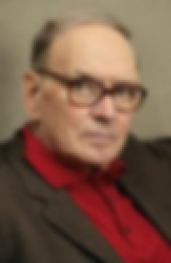 Ennio Morricone is listed (or ranked) 5 on the list List of Famous Music Directors
