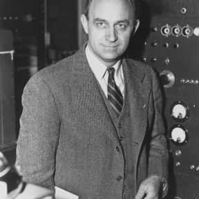 Enrico Fermi is listed (or ranked) 8 on the list Famous Physicists from the United States
