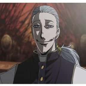 Enrico Maxwell is listed (or ranked) 17 on the list List of All Hellsing Characters, Best to Worst
