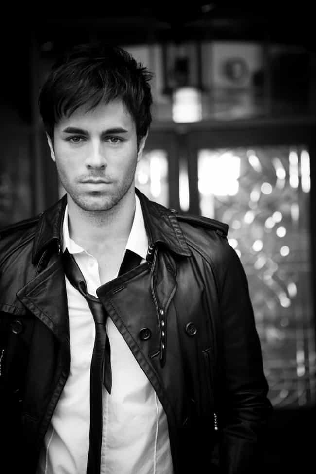 Enrique Iglesias is listed (or ranked) 4 on the list Men Who Sofía Vergara Has Dated