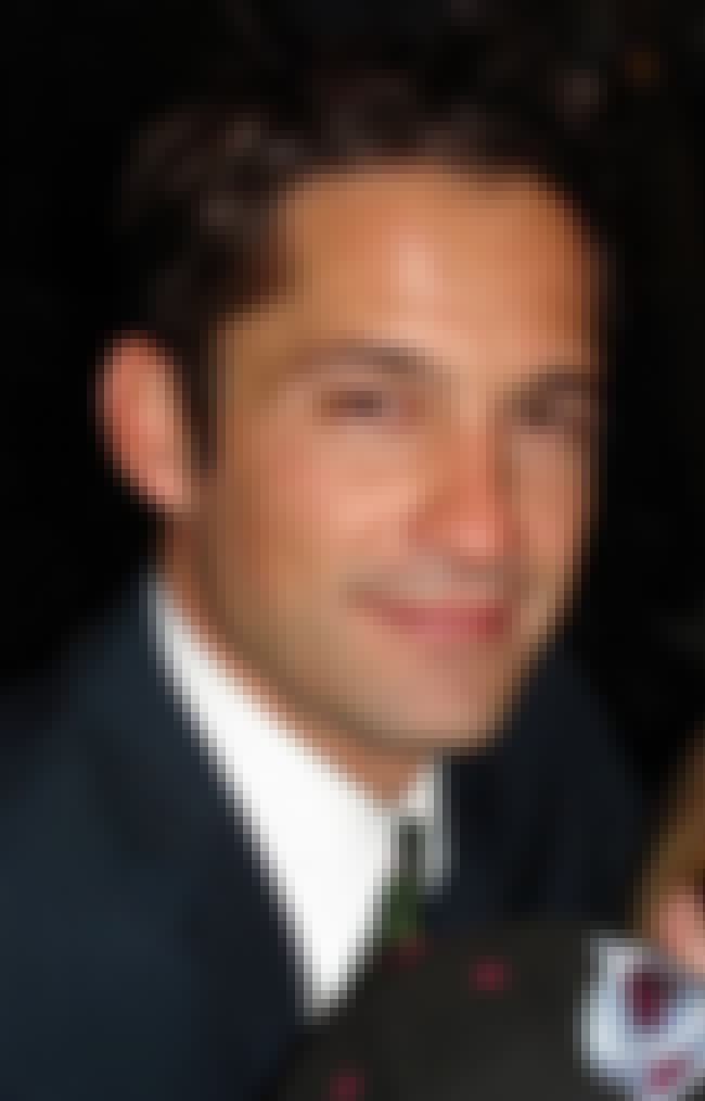 Enrique Murciano is listed (or ranked) 4 on the list Famous Christopher Columbus High School Alumni