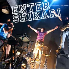 Enter Shikari is listed (or ranked) 19 on the list English Electronic Music Bands List