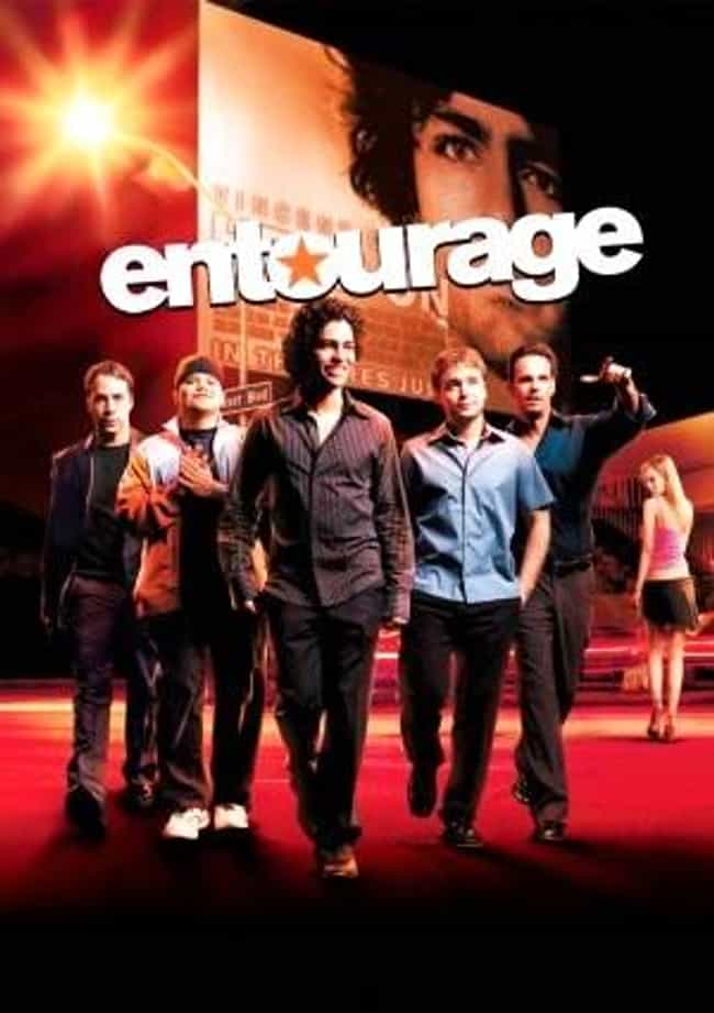 Entourage is listed (or ranked) 4 on the list What to Watch If You Love Atlanta