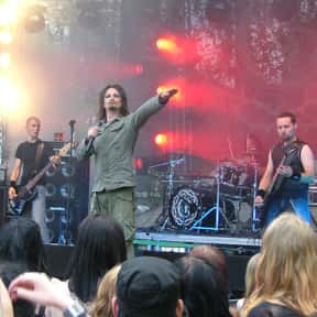 Entwine is listed (or ranked) 17 on the list Finnish Gothic Metal Bands List