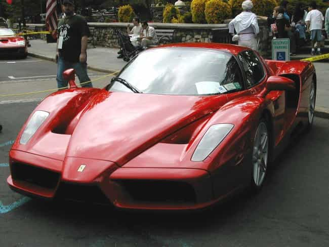 Enzo Ferrari is listed (or ranked) 4 on the list Supercars You Wouldn't Want to Take Out of the Garage