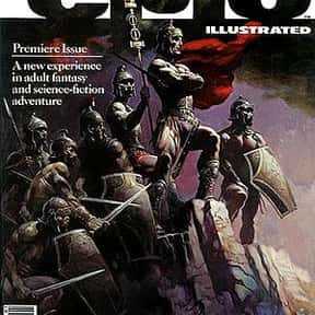 Epic Illustrated is listed (or ranked) 8 on the list Famous Epic Comics Titles
