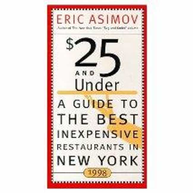 Eric Asimov is listed (or ranked) 3 on the list List of Famous Wine Critics