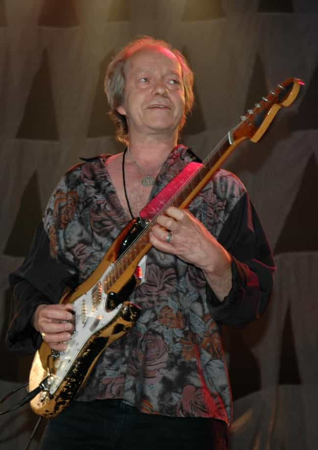 Eric Bell is listed (or ranked) 3 on the list Famous Guitarists from Belfast