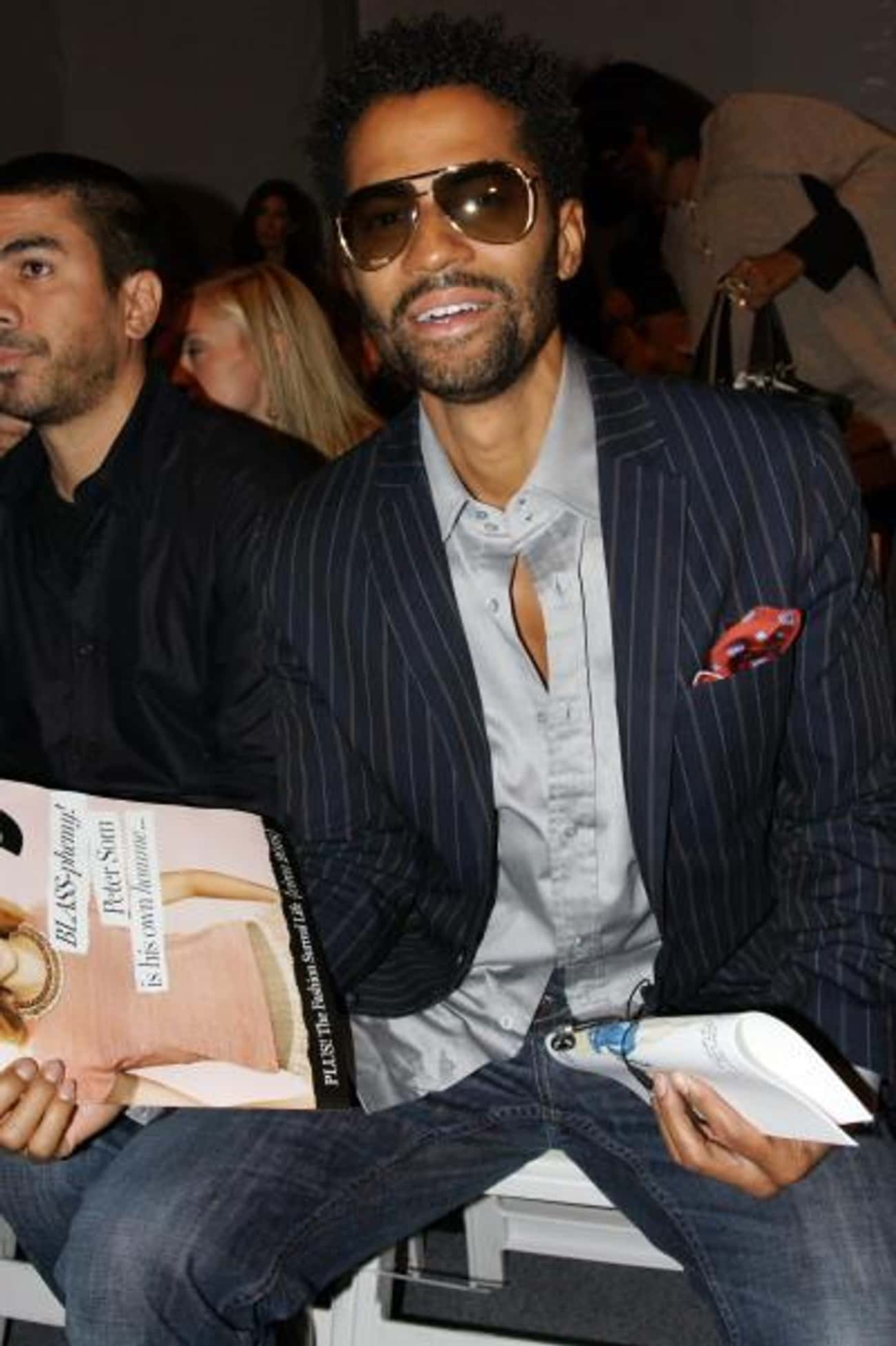 Eric Benét is listed (or ranked) 1 on the list Famous Friends of Halle Berry