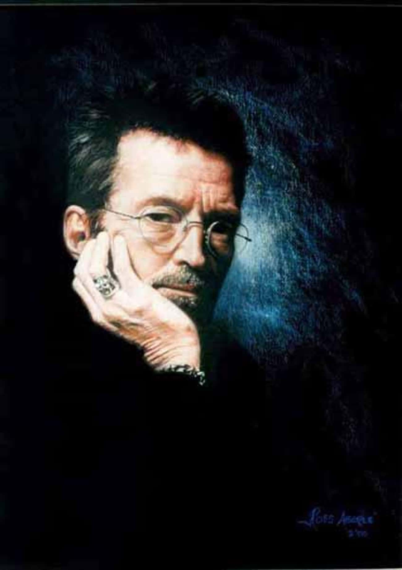 Eric Clapton is listed (or ranked) 2 on the list The Many Loves of Janis Joplin