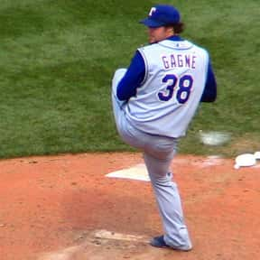 Éric Gagné is listed (or ranked) 19 on the list The Best Closers in Baseball History